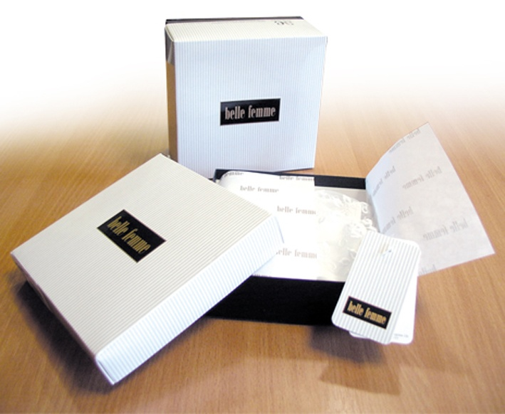 Pudełko na bieliznę