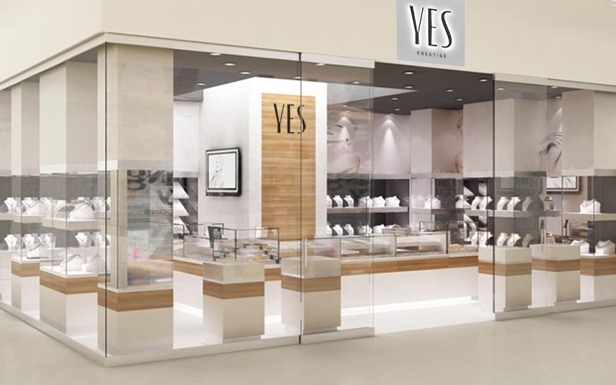 salon firmowy YES