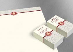 Wizytówki i papier firmowy dla Frykas
