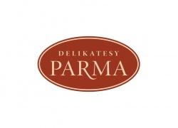Projekt logotypu dla Delikatesów PARMA